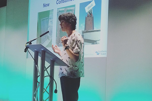 SOUTHERN WATER PRESENT PROVEN SOLUTION AT 12TH EWWM CONFERENCE