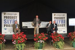 ROYAL WELSH MUCK & SOIL EVENT 2017: THE LAUNCH OF PROSIECT SLYRI!