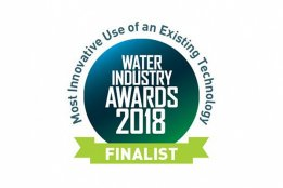 P&W ARE DELIGHTED TO ATTEND WATER AWARDS AS FINALISTS